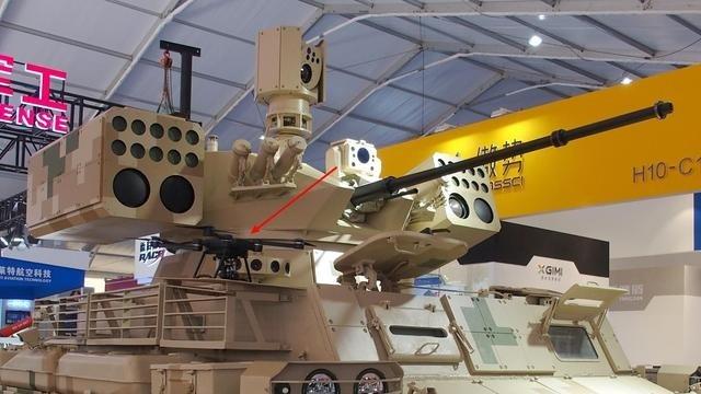 Сухопутный «ракетный крейсер» БМОП  — Китайцы создали военного монстра