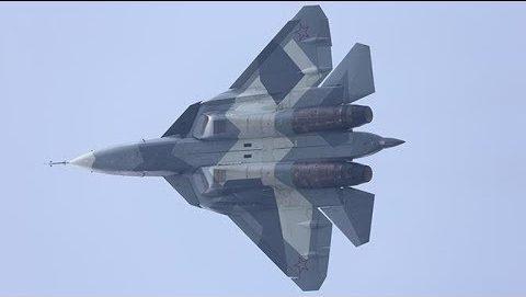 Плазменный мотор для «монстра из будущего». Или как ликвидировали «ахиллесову пяту» Су-57