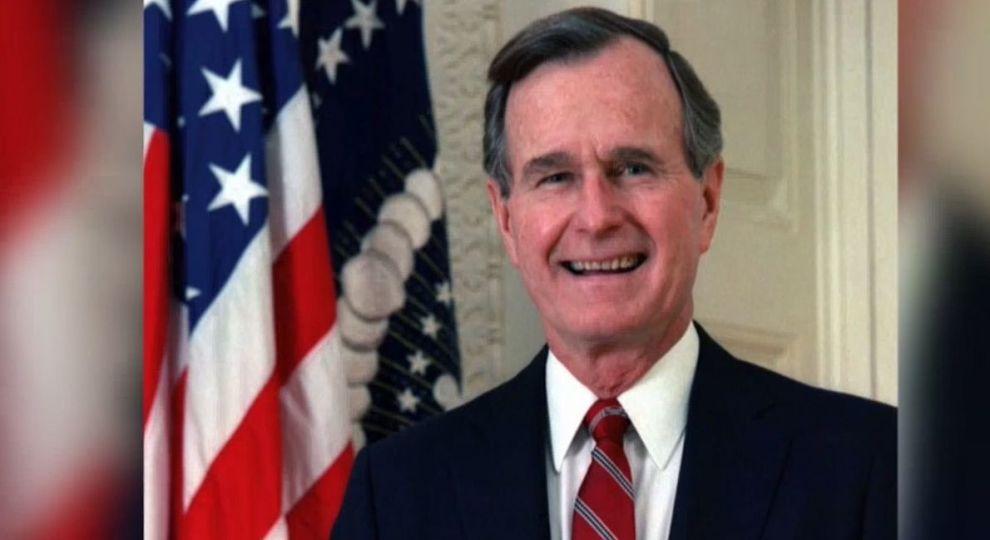 Джордж Герберт Уокер Буш фото wikipedia.org