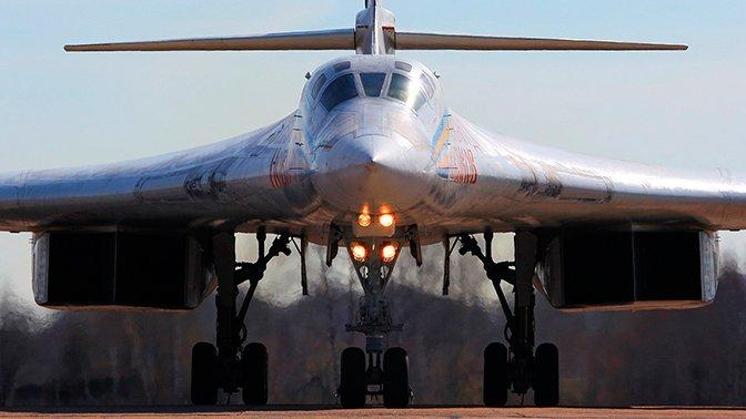 Ту-160 - фото Минобороны РФ
