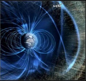 Магнитные полюса, Фото: NASA
