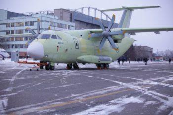 Ил-112В , самолет © Фото : предоставлено Дивизионом транспортной авиации ПАО «ОАК»