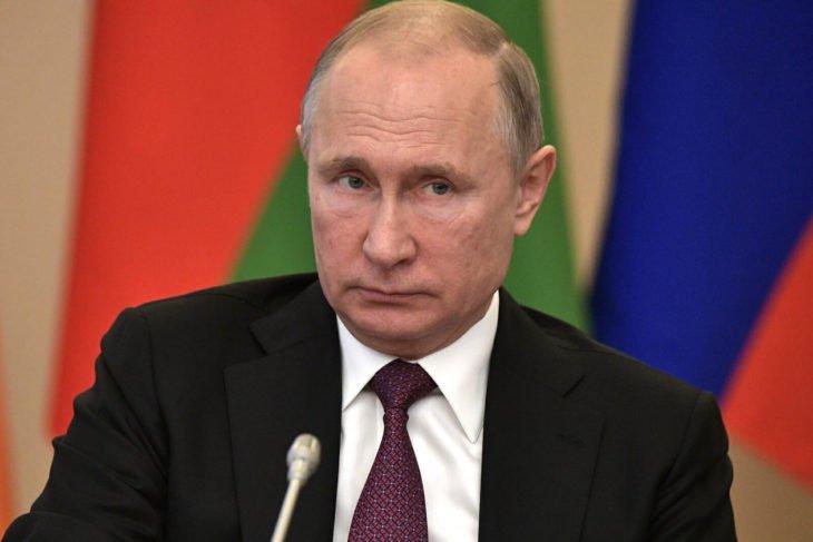 Путин - фото Pixabay