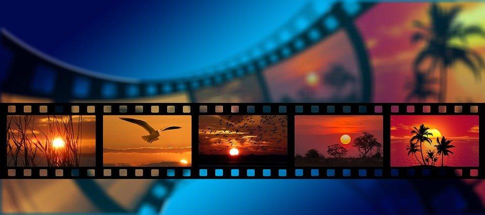 Как раскрашивают старые фильмы?