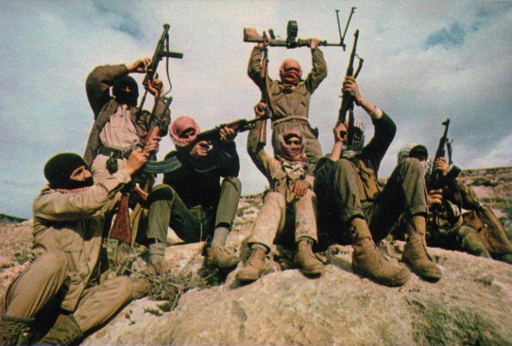 Террористы - ФОТО: Википедия