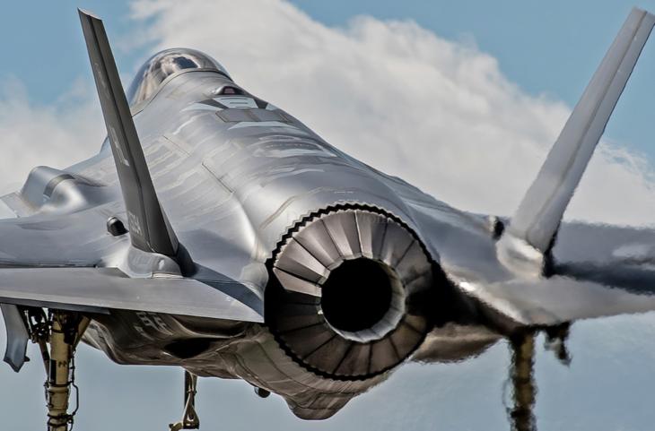 F-35. Фото: © Flickr/Duncan Monk