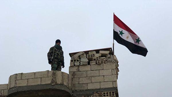 Последние новости Сирии. Сегодня 31 декабря 2018