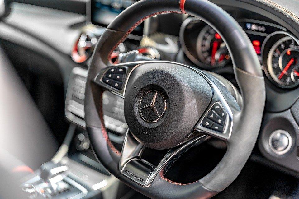 Mercedes GLA - Фото Pixabay