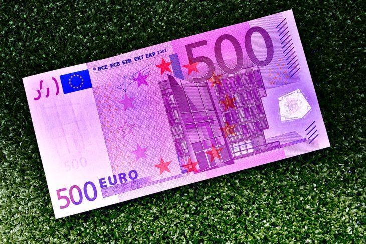 Банкнота в 500 евро доживает последние дни