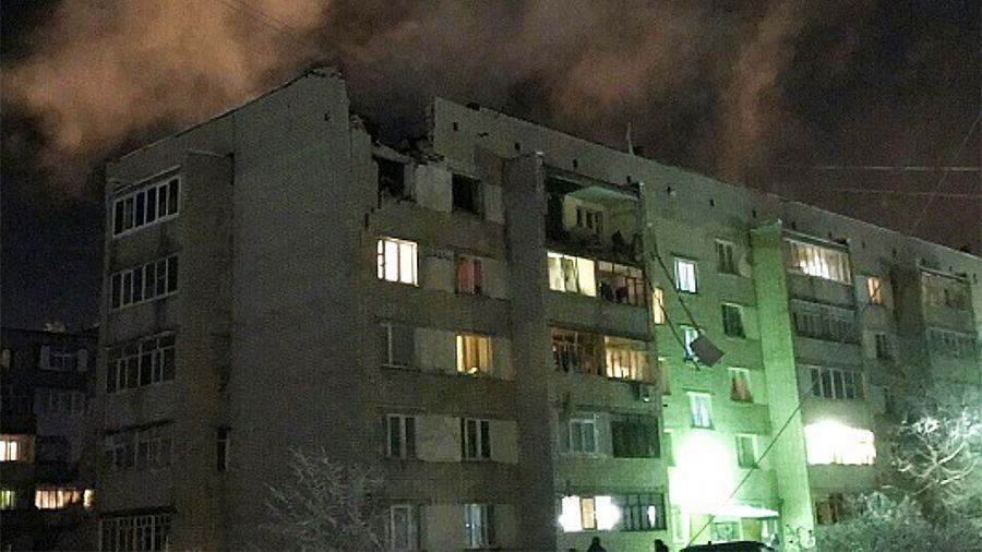 Взрыв газа, фото vc.com