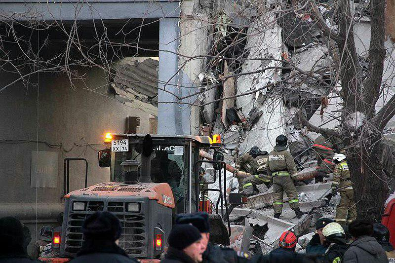 Взрыв газа в жилом доме в Магнитогорске или теракт: число погибших возросло до 16 — хроника событий, последние новости фото и видео с места события