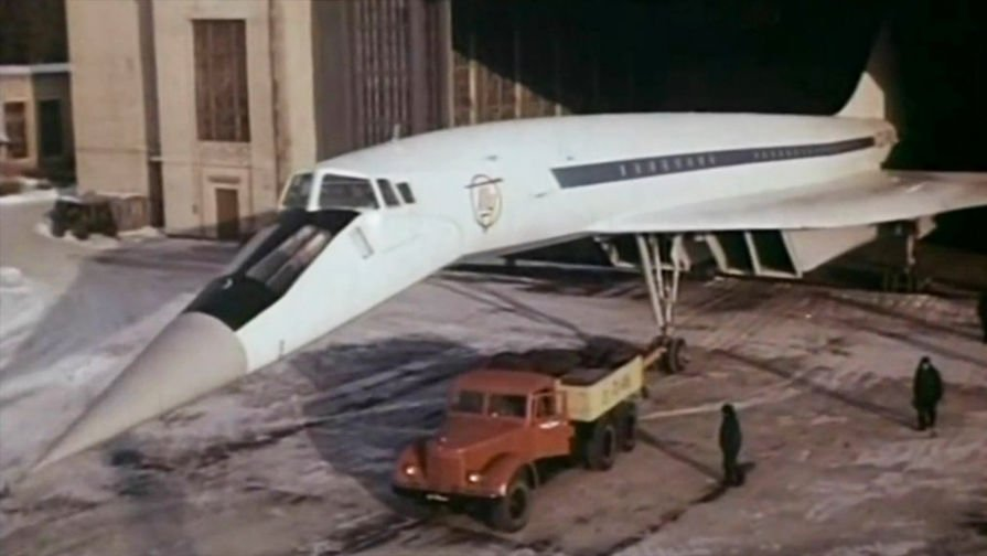 «Потихонечку трогай!»: 50 лет назад совершил свой первый полет сверхзвуковой Ту-144 единственный во всем мире