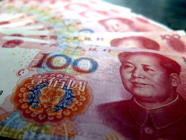 Китай, юани - фото Pixabay