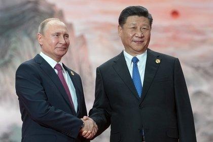 Российская экономика китайской прирастать будет
