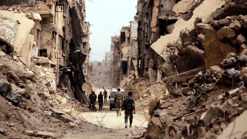 28 февраля 2019 — #Сирия , ИГ — «Новости Сирии»