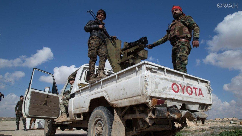 25 февраля 2019 — Сирия , ИГ — «Новости Сирии»