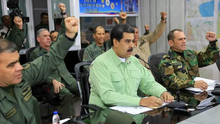 24 февраля 2019 — Новости Венесуэлы