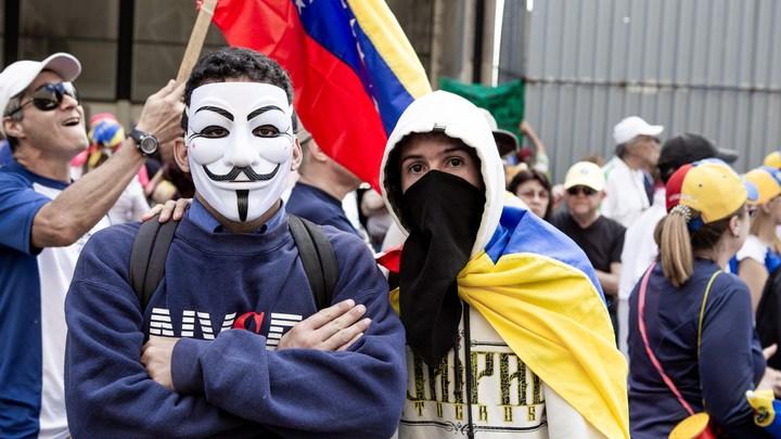 25 февраля 2019 — Новости Венесуэлы — Мадуро — Гуайдо — Колумбия