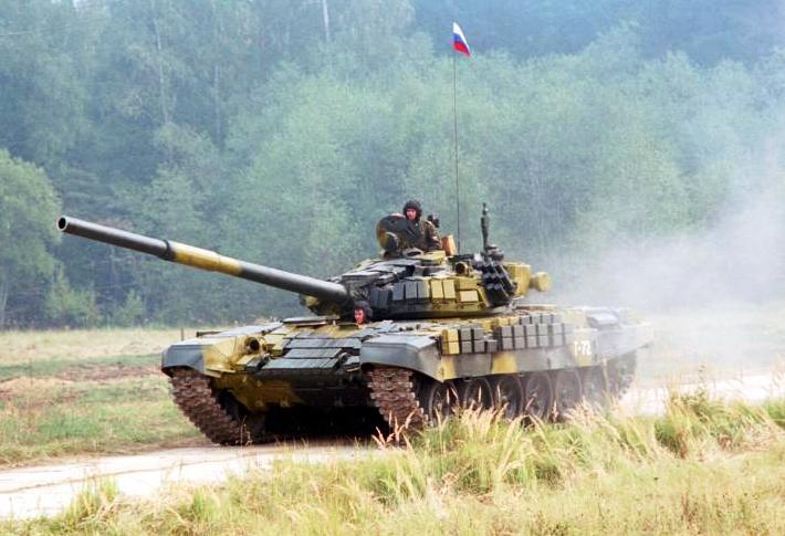 Российский танк признали лучшим для Третьей мировой войны