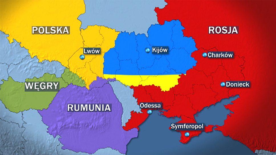 Имперский польский шлях проложен американцами через Украину и Белоруссию