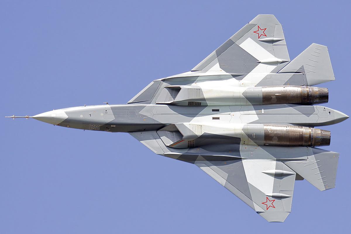 Корпорация RAND: новейший российский истребитель Су-57 не идет ни в какое сравнение со стелс-истребителем 5-го поколения F-35