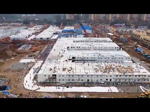 Последние новости о вирусе из Китая, сегодня 10 марта 2020 — в КНР сворачивают временные больницы в связи с улучшением обстановки, главное за день