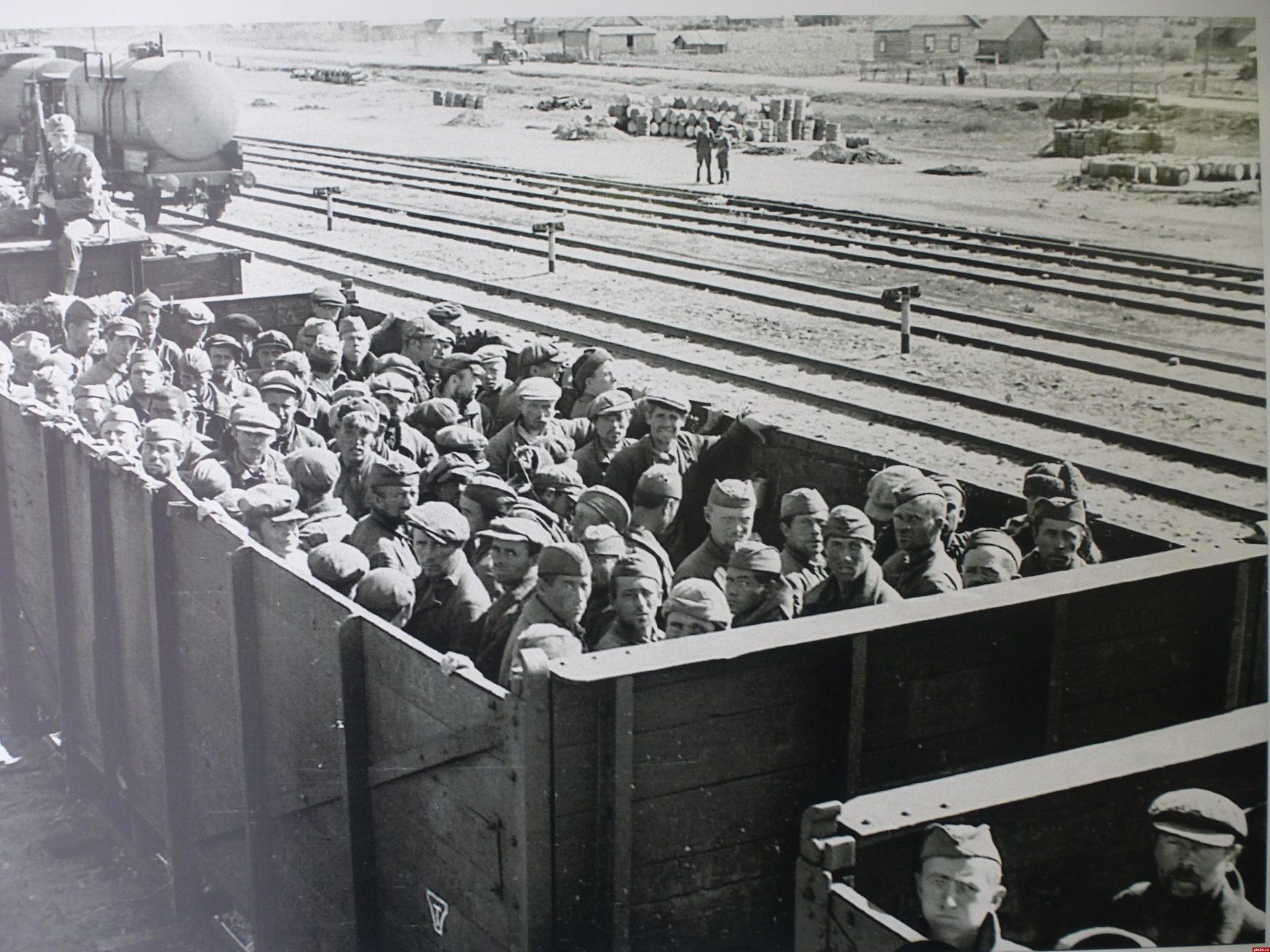 Не присылайте больше к нам на заводы советских военнопленных