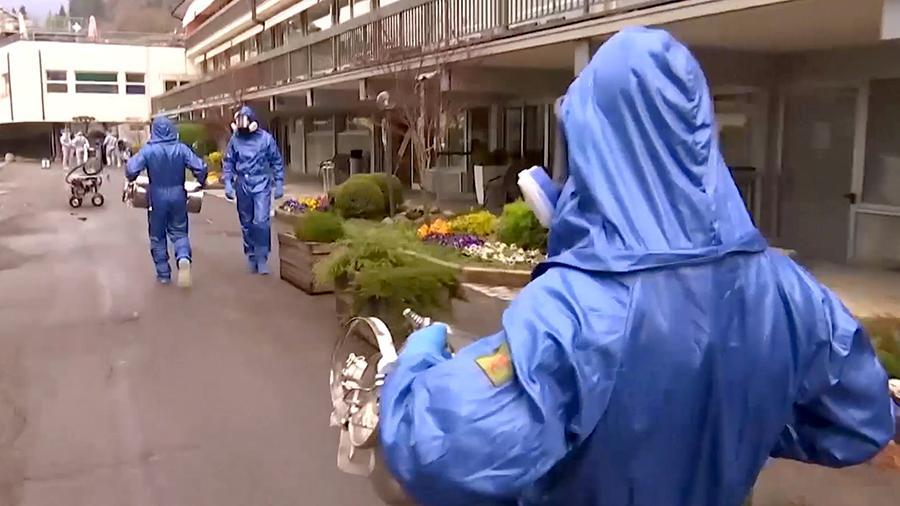 В Италии стали бояться не коронавируса, а голода