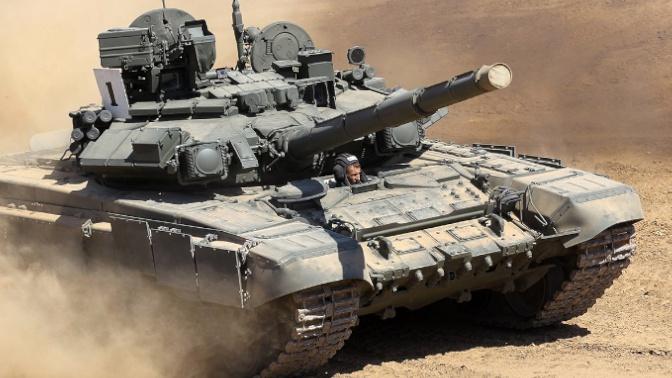 National Interest объяснил успех российского танка Т-90
