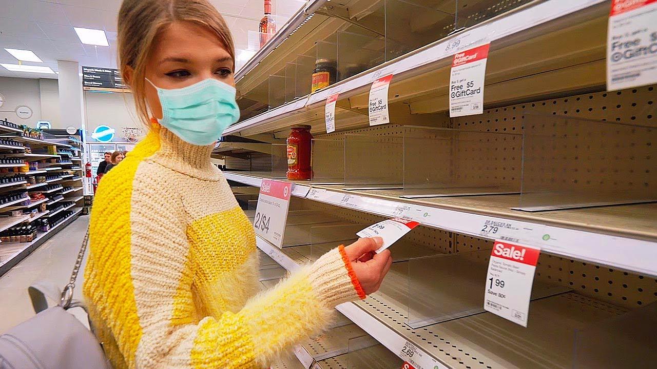 Американские СМИ: от коронавируса теперь спасаются в Китае?