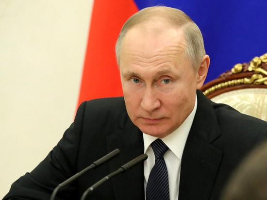 Когда и во сколько выступает Путин сегодня 06.05.20 — обращение президента к народу состоится на совещании |