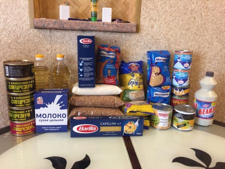 Путин: Россия обеспечивает себя продуктами на 80%