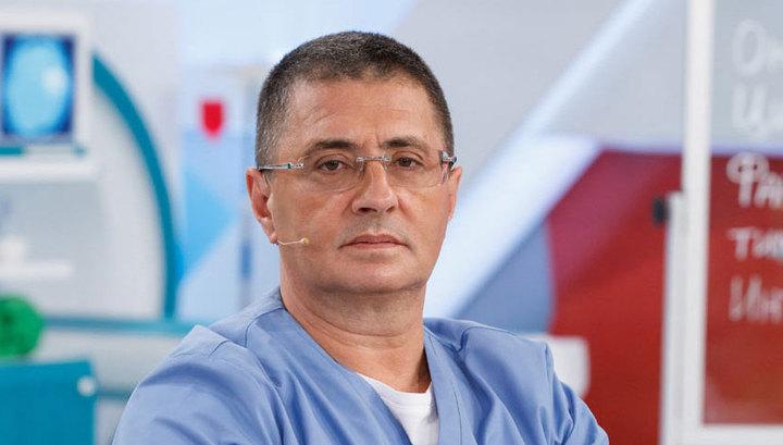 Страдающий опасным заболеванием доктор Мясников бросился в Баренцево море