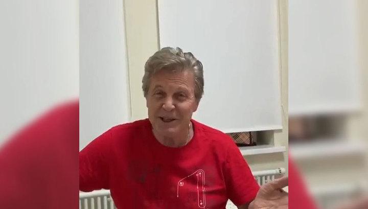 Лев Лещенко рассказал как лечился с женой в Коммунарке и об отношении врачей