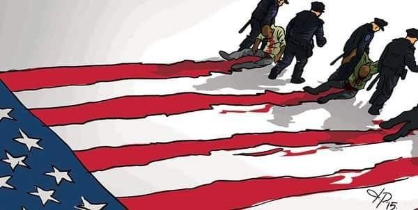 Запад раскритиковал США за нарушение прав человека