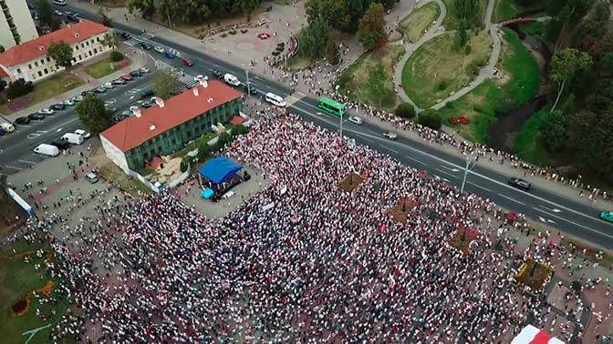Тихановская объявила общенациональную забастовку 26 октября