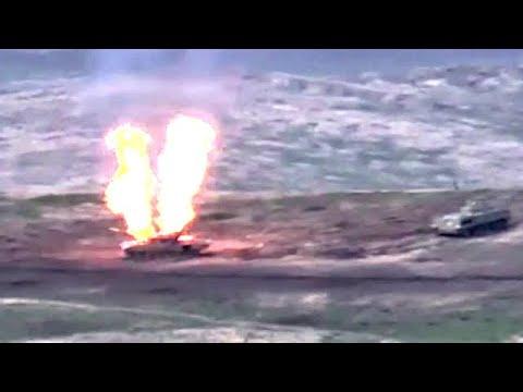 2020: Война между Арменией и Азербайджаном
