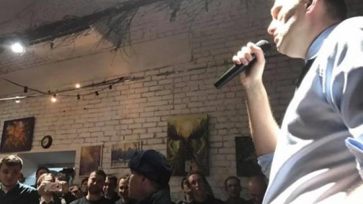 Навальный требует доказательств!?