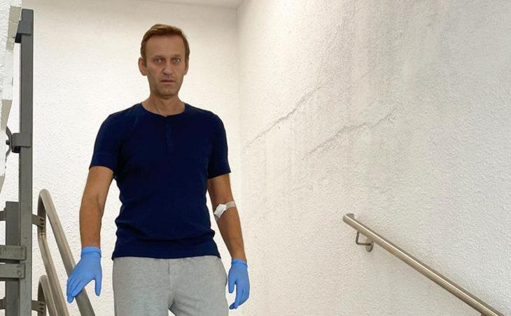 Алексей Навальный: возвращаюсь домой драться с Путиным (The Times, Великобритания)
