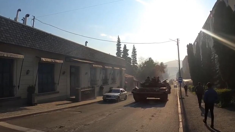 Россия и соломоново решение в Нагорном Карабахе