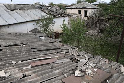 Пашинян обвинил Азербайджан в бомбежке армянских сел