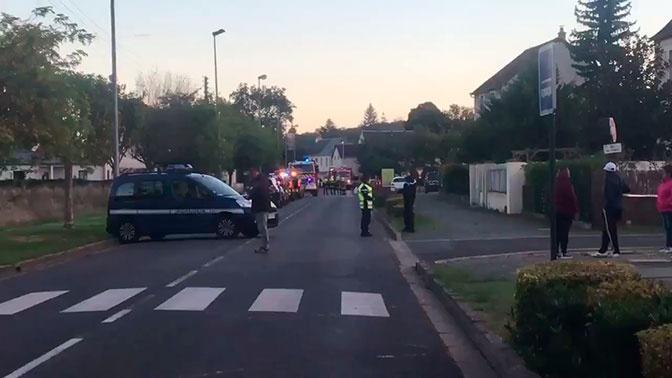 Пять человек погибли во Франции при столкновении самолетов