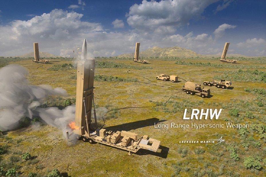 Американцы показали свои гиперзвуковые ракеты…в мультиках и на картинках