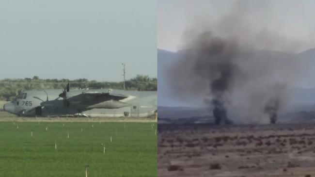 Так рухнул американский истребитель-невидимка F-35 В ценой $ 100 млн — видео
