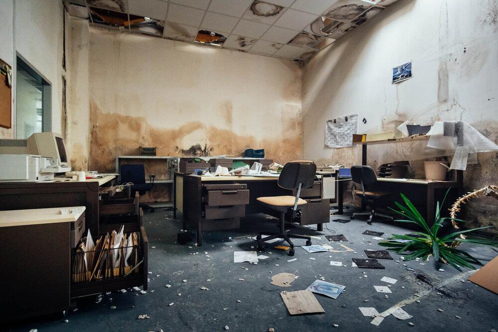 Восстановление? 90% офисной популяции Манхеттена так и не вернулось обратно
