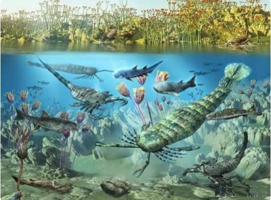 На Земле обнаружен «Древний мир» с более чем 80 древними существами.