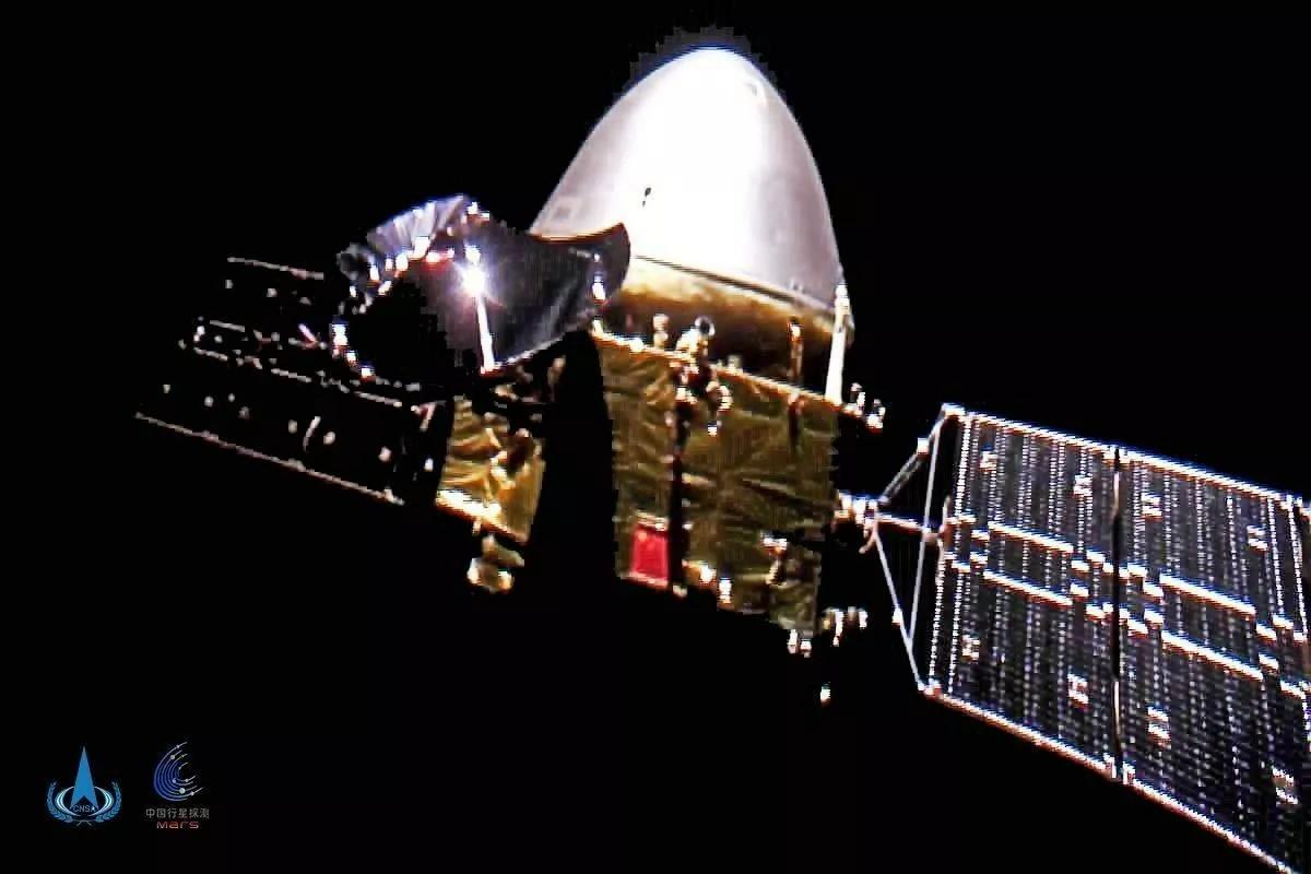 Китайский зонд доберется до Марса через четыре месяца