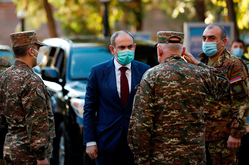 Служба нацбезопасности Армении предотвратила покушение на Пашиняна