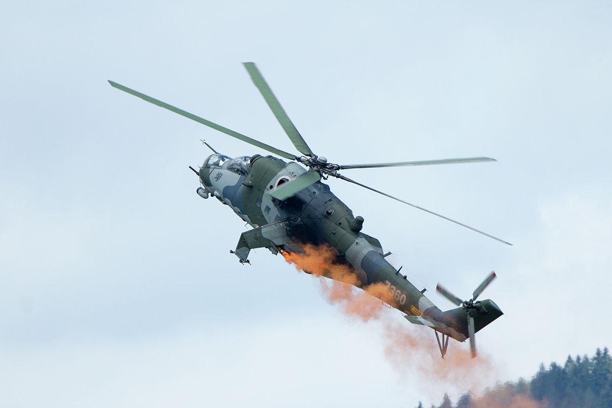 В Армении сбили российский вертолёт — кому это выгодно?
