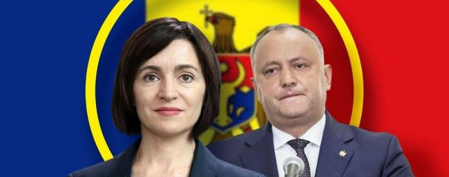 В Молдавии на президентских выборах лидирует Санду